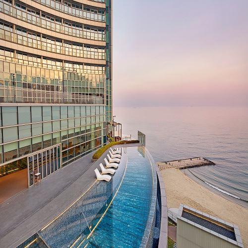 #해운대 뷰 맛집 호텔