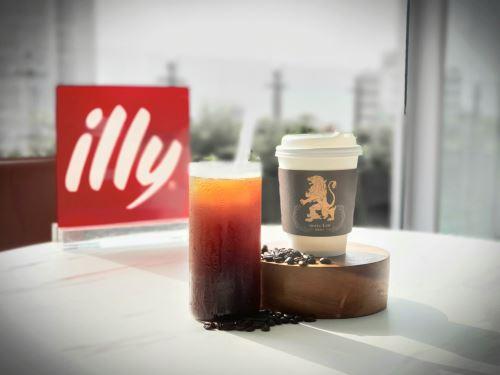 루프탑에서 커피 한 잔
