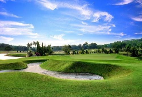 마닐라 골프 3일 + 특급 호텔