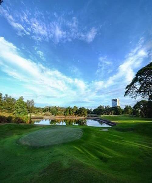 클락 골프 3일 + 특급 호텔