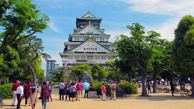 일본 여행의 시작
