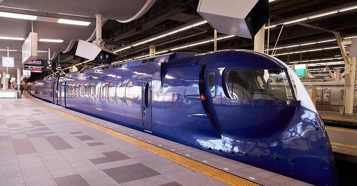 난카이 라피트 특급열차 왕복권