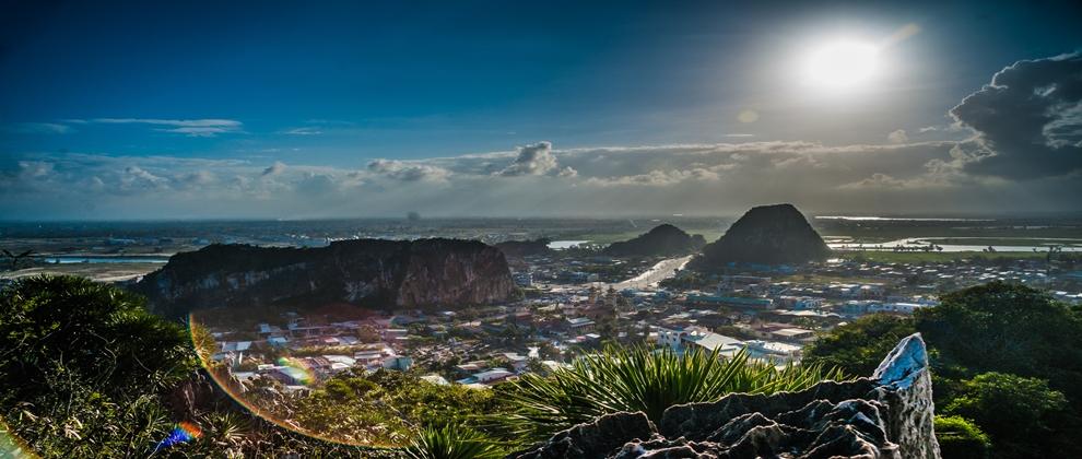 [다시, 여행] 다낭,호이안#바나산국립공원#골든브릿지#재래시장 5일_비엣젯